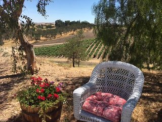 The WARWICK Cottage - Nestled in the Hillop Vineyards!