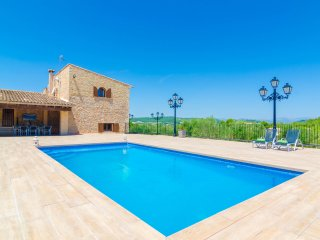 SES ROQUES (BINIFARDA) - Villa for 11 people in Sant Joan