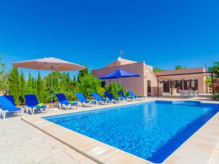 FINCA ARCOS - Villa for 8 people in Campos