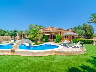 CAN REVELL - Villa for 8 people in Sant Llorenc d'es Cardassar