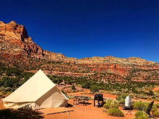 Zion Luxury Camping Tent #1
