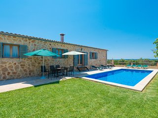 FINCA ALBOCASSER - Villa for 6 people in Manacor