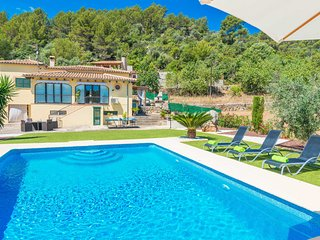 MANCORINA - Villa for 7 people in Mancor de la Vall