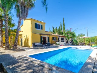 CA S'HEREU - Villa for 6 people in Cala Millor