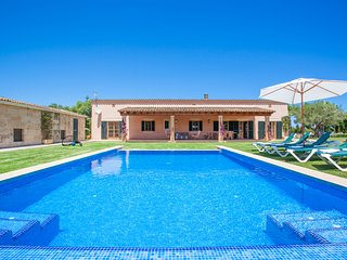 SON PARERA - Villa for 8 people in Muro