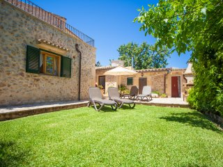 CAN BOI DEN CIFRE - Chalet for 6 people in Pollensa