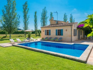 ES MOLI (SON COMPARET) - Villa for 6 people in son Servera