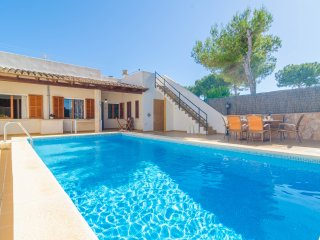 SA TRONERA - Villa for 6 people in Cala Pi