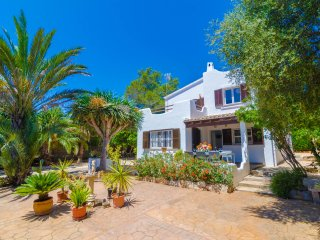PEDRA BLANCA - Chalet for 9 people in Cala Pi