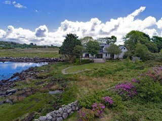 Cottage 203 - Cashel - Stunning cottage perched on the sea shore at Cashel Conne