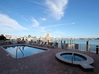Panoramic Views of the Bay and Gulf Shore from this Penthouse Retreat!