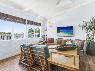 Remodeled 1BR w/ Ocean-View Balcony – Walk to Harbor Cafés & Shops
