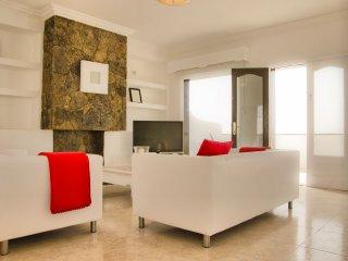 Casa Oceano 2, Apartamento frente al mar con Balcon