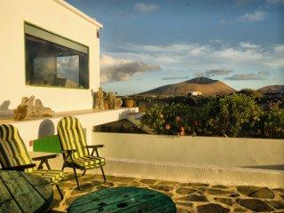 Eco Finca Alcairón, volcan, vino y relax