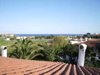 Unique stone house in north sardinia with garden and sea views, 400m from beach
