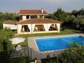 Villa Valeria with private pool