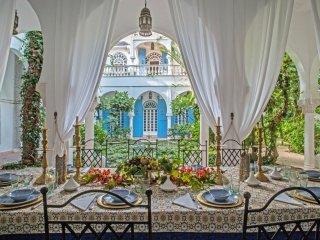 Luxury riad w/ terrace and garden