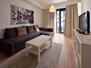 Economy 1 BDR apartment Suche myto 4