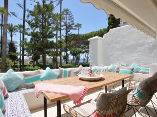 Newly Reforned Beachfront Luxury in Alhambra del Mar on Marbella's Golden Mile