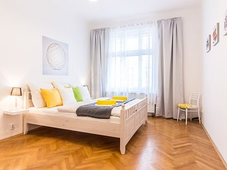 Modern Sanctuary in Hip Area near Prague Old Town