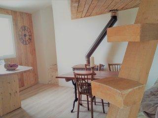 charmant f1 Appartement avec lit en mezzanine