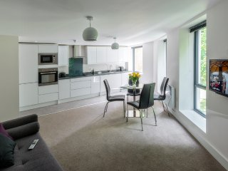 Fully Equipped Modern Apartment In The Heart of Cheltenham , Apt 9