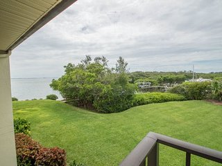 Holiday Island #A14 | Waterfront condo with spectacular views and ideal location