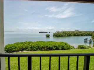 Holiday Island #A9 | Waterfront condo with gorgeous views and fantastic location