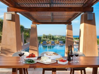 Villa AnnaNiko Chania Crete Luxury - Amazing views - Heated pools
