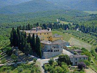 Castello di Cacchiano Il Bindaccio