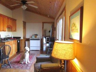 Romantic WV Cabin Rental in Elkins, WV