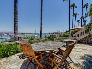 Bay Front Condo with Private Boat Slip in the Coronado Cays