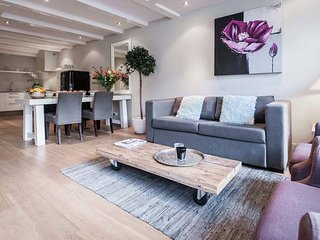 Luxury 2 bedroom apartment in Amsterdam