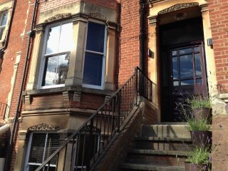Spacious & Airy Victorian Apartment - Central East Oxford