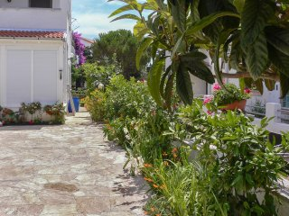 Near Zadar, Croatia, charming apartment w terrace & garden, short walk to beach!