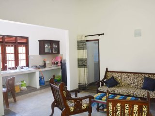 Our property is situated in very nice place and very calm.