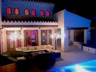 Luxury Eco-Villa in El Valle w pool