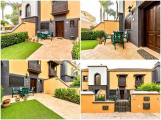 new townhouse near playa del duque