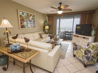 Fall Into A Vacation ~ Gulf Front ~ Bluewater 606 ~ Prickett Properties ~ Corner