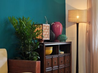The Snug - Indochine 2 bedroom apartment in central Hanoi