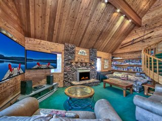 105B The Hodge Podge Lodge at Lake Tahoe  Nevada
