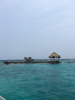 Rosario Islands, great snorkeling in my boat in 30 minutes