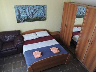 Apartment in Ulcinj with seaview