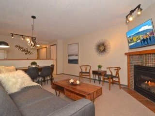Beautiful modern townhouse plus PRIVATE HOT TUB; Village North location.