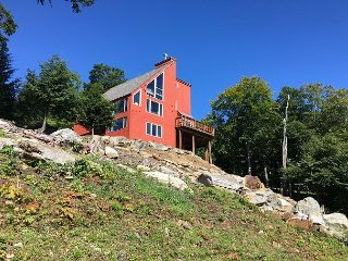 ENJOY THE SUMMER IN VT WITH AC - The Matterhorn House