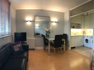 Two bedroomed Fitzrovia / West End apartment with elevator