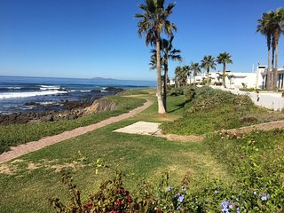 Rosarito Beach in gated oceanfront community