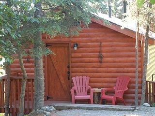 Tranquility Cabin - KenaiRiverSoaringEagleLodge&Cabins