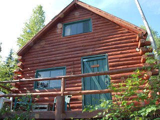 Serenity Cabin - KenaiRiverSoaringEagleLodge&Cabins