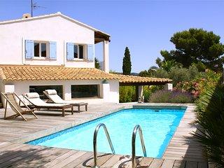 Villa familiale avec piscine à Cassis